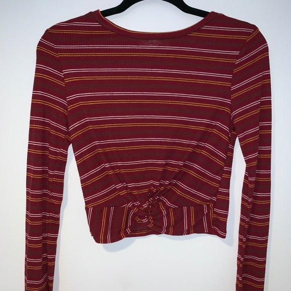 8974dd5ed89204 Tops | Striped Crop Top | Poshmark